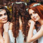 choose bridal hairstyle